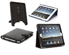 Griffin iPad Case Stand Cover for iPad 1 2 3 Genuine Leather Protect Hard Carry