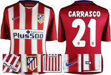 *15 / 16 - NIKE ; ATLETICO MADRID HOME SHIRT SS / CARRASCO 21 = SIZE*