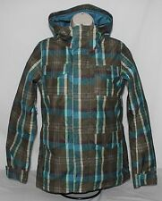 Burton TWC Search & Enjoy Snowboard Jacket Insulated Womens New NWT