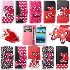 Jaccy- For Samsung Galaxy SIII S3 i9300 Card Hold Wallet Flip Leather Case Cover