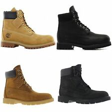 Timberland Anti Fatigue Men 6 Inch Premium Leather Waterproof Boots