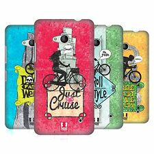 HEAD CASE DESIGNS BICYCLE LOVE HARD BACK CASE FOR NOKIA PHONES 1