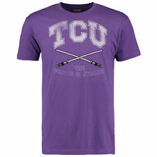 TCU Horned Frogs The Force Star Wars T-Shirt - Purple - NCAA