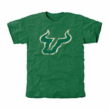 South Florida Bulls Classic Primary Tri-Blend T-Shirt - Green - College
