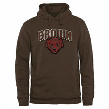 Brown Bears Classic Primary Pullover Hoodie - Brown - College