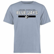 Johns Hopkins Blue Jays Team Strong T-Shirt - Light Blue - College