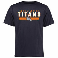 Cal State Fullerton Titans Team Strong T-Shirt - Navy - College