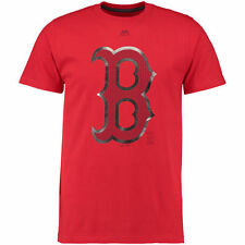 Boston Red Sox Majestic Push Through T-Shirt - Red - MLB