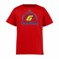 Darrell Wallace Jr. Youth Race Day T-Shirt - Red - NASCAR