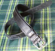 Medieval Knights Leather Belt Cosplay Larp SCA Renaissance mountainman