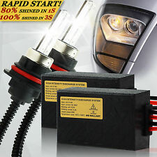 Super QUICK START! XENON HID CONVERSION KIT H1 H3 H4-3 H7 H11 9005 9006 9007 H13