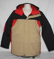 Burton TWC Headliner Snowboard Jacket Waterproof Insulated Mens New NWT