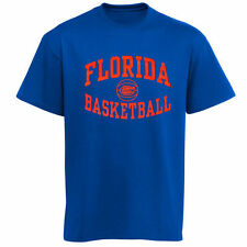 Florida Gators Reversal Basketball T-Shirt - Royal Blue - College