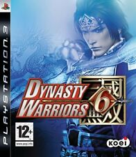 Dynasty Warriors 6  Brand New PS3 Game UK PAL Release