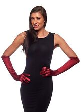 "Over The Elbow 19"" Very Long Satin Gloves"