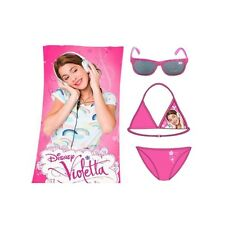 BEACH PACK Violetta Disney Music  BIKINI + TOWEL + SUN GLASSES