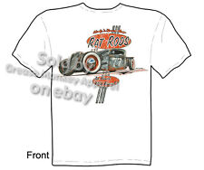 Hot Rod T Shirts Ford Shirt Truck Tee Shirts 1935 1936 Pickup Rat Rod Clothing
