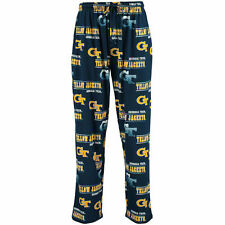 Georgia Tech Yellow Jackets Concepts Sport Fusion Pants - Navy - College