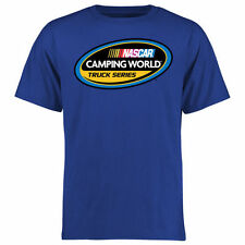 Men's Royal NASCAR Camping World Truck Series T-Shirt