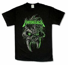 """METALLICA """"NEW SCARY GUY"""" BLACK T-SHIRT NEW OFFICIAL ADULT"""