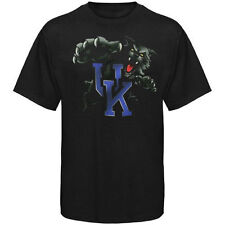 Kentucky Wildcats Black Blackout T-shirt - College