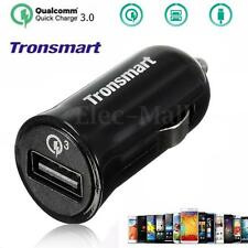 18w Tronsmart Quick Charge 3.0 USB Rapid Car Charger Charging Power Adapter