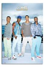 JLS Group Shot Large Maxi Wall Poster New Official - Laminated Available