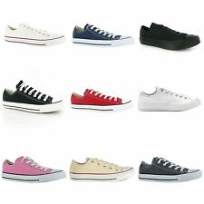 Converse Chuck Taylor All Star Low Canvas Mens Womens Ladies Unisex Trainers