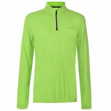 Muddyfox Mens Cycling Long Sleeve Jersey Sport Over The Head Clothing