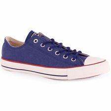 Converse Chuck Taylor All Star Ox Blue Womens Trainers