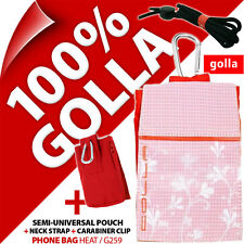 New Golla Pink Phone Case Pouch Bag For iPhone 4 4S 5 5S 5C Samsung Galaxy S2