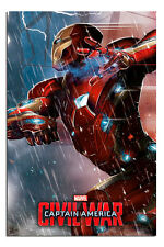 Poster - Captain America Civil War Iron Man Poster New - Maxi Size 36 x 24 Inch