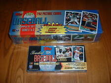 1994 Topps Factory Baseball Complete Set + Traded MINT