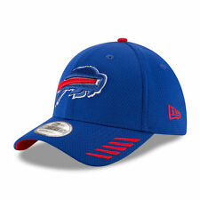 Buffalo Bills New Era Tech Grade 39THIRTY Flex Hat - Royal - NFL