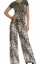 New Dress Jumpsuit Ladies Playsuit Sexy Celeb Party Evening Size 8 10 12 14
