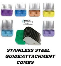 PRO Stainless Steel Attachment GUIDE BLADE COMB*FitMost Andis,Oster,Wahl Clipper