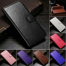 Flip PU Leather Wallet Card Sloct Kickstand Case Cover Pouch for iPhone5&5s SE