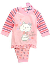 Jam Jam Nightwear Babies Pyjamas PJ's Set Pink Purrfect Cat