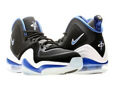 Nike Air Penny V Mens Size Orlando Hardaway Shoes Black Blue White 537331 040