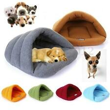 Pet Dog Cat Warm Soft House Nest Bed Sleeping Bag Mat Pad Kennel Blanket Cushion