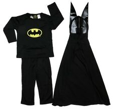 NEW Sz 2~8 COSTUME BATMAN BIRTHDAY PARTY DRESS UP OUTFITS CHILDREN BOYS TOP TEES