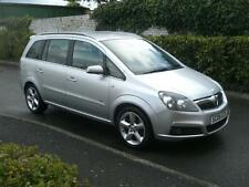 VAUXHALL ZAFIRA 2.2 DIRECT SRi AUTOMATIC 7 SEATER BLACK LEATHER ONLY 58000 MILES