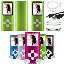 "8GB Digital MP3 MP4 Media Player 1.8""LCD Screen FM Radio & Video Games & Movie"
