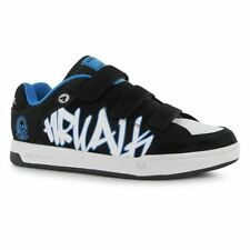 Airwalk Kids Outlaw Skate Shoes Velcro Sports Casual Trainers Childrens Boys