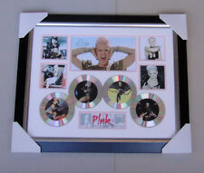 PINK Memorabilia Frame Signed Limited Edition of 250