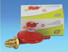 NEW Calor Propane LPG Regulator Red 1.3kg/h fits all calor gas red bottles 46330