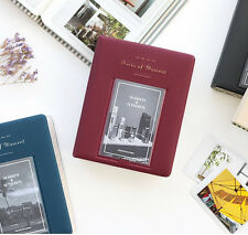 My Polaroid Album Ver.3 Mini Instax Photo Name Card Case Storage Scrapbook Box