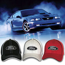 Ford Logo Flex-Fit Hat - F-Series Ford Truck Mustang GT Boss 302 Shelby fitted