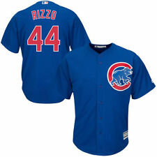 Youth Anthony Rizzo Royal Chicago Cubs Official Cool Base Player Jersey - MLB