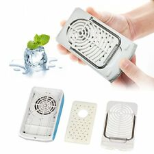 Portable Rechargeable USB Mini Air Conditioner Cooling Cool Desk Fan Cooler